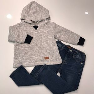 7 For All Mankind Boys Outfit 2T